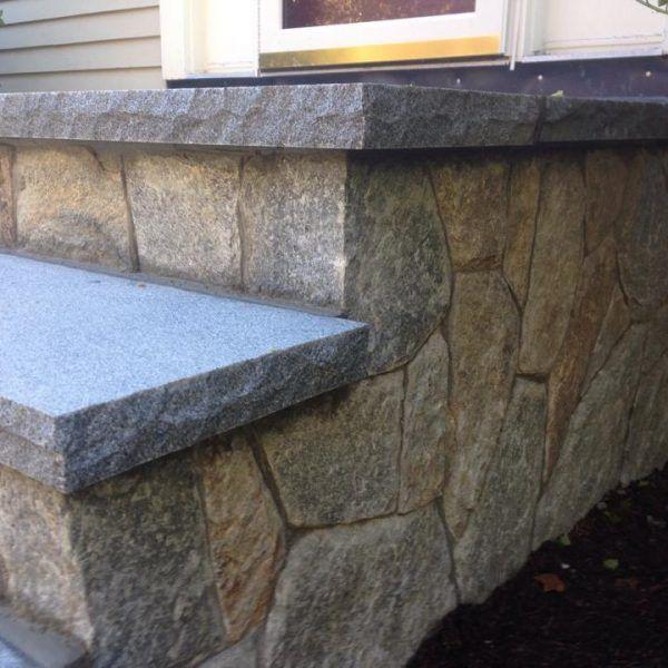 Brick, Block & Stone Staircases Masonry Contractor Norwood MA | Deluca Masonry Construction