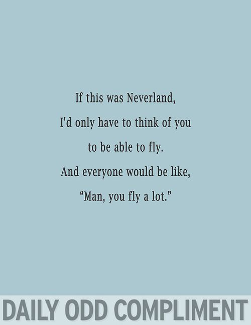 """""""Neverland Thoughts"""" @Lindsey Grande Smith this one is great on so many levels."""