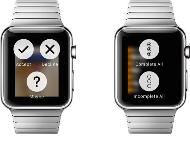 Apple Watch SDK #ux #ui apple #watch #design