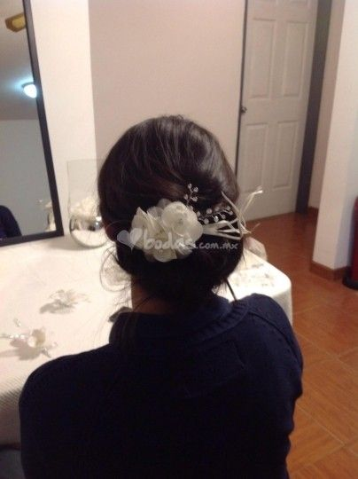 Tocados para novia de Wedding Room | Foto 20