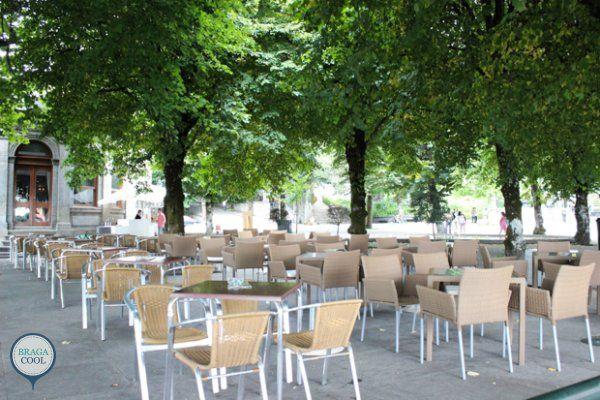 As esplanadas mais cool de Braga - Tílias Terrasse
