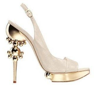 Dior shoes heels style fashion couture design