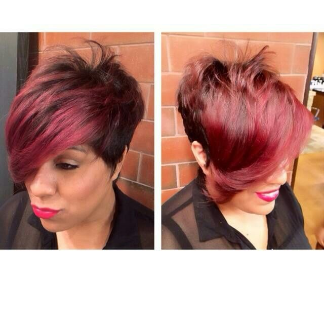 Super 1000 Images About Like The River Salon Atlanta Hairstyles On Short Hairstyles For Black Women Fulllsitofus