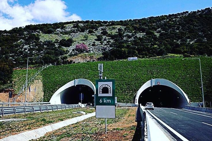 The Twin Tunnels in Tempi