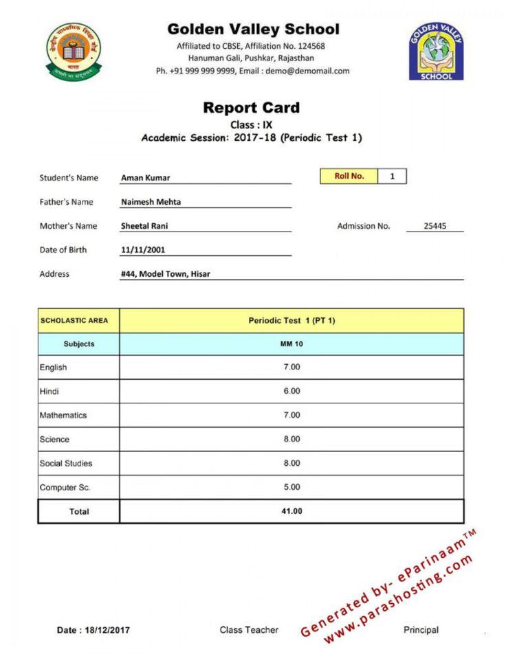 yrdsb online report cards
