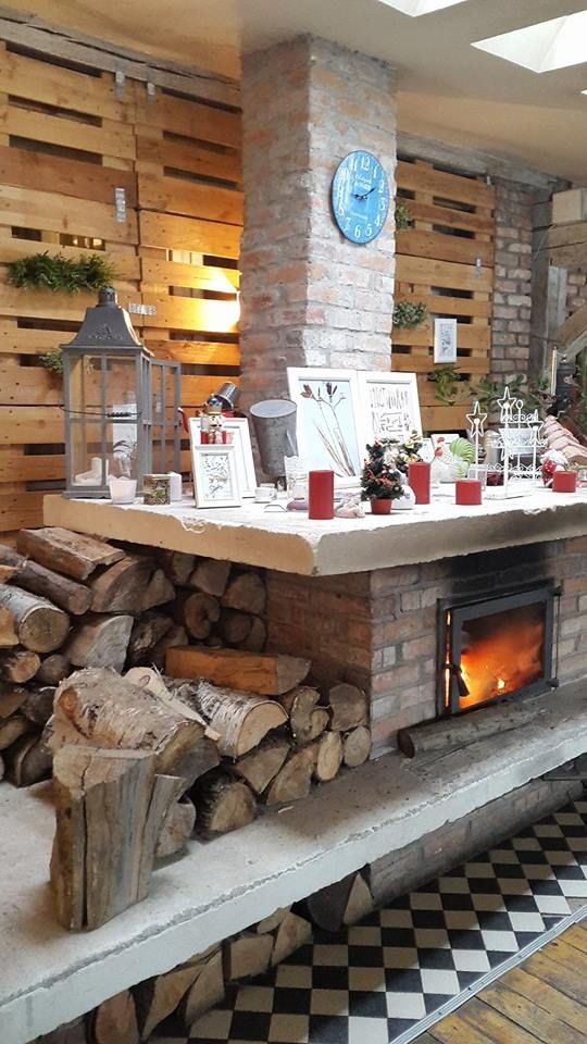 """""""No sane local official who has hung up an empty stocking over the municipal fireplace, is going to shoot Santa Claus just before a hard Christmas. Al Smith """" Bistro Ma Cocotte. Brasov. Celebration.Fireplace. Vintage. Bistro. Good times."""