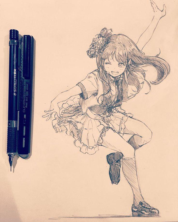 #Kawai #Girl #Draw