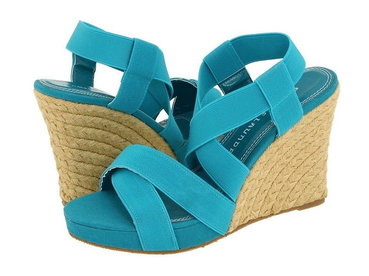 Chinese Laundry Dilly Dally Ladies Strappy Sandals Teal Size 7.5 Medium $69 #ChineseLaundry #Strappy