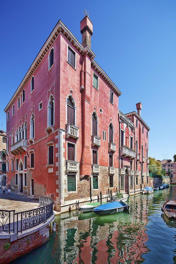 Palazzo su Selizada Seriman, Cannaregio, Venice