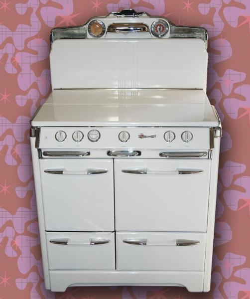 I Miss My Old O Keefe And Merritt Gas Range With Drop Down