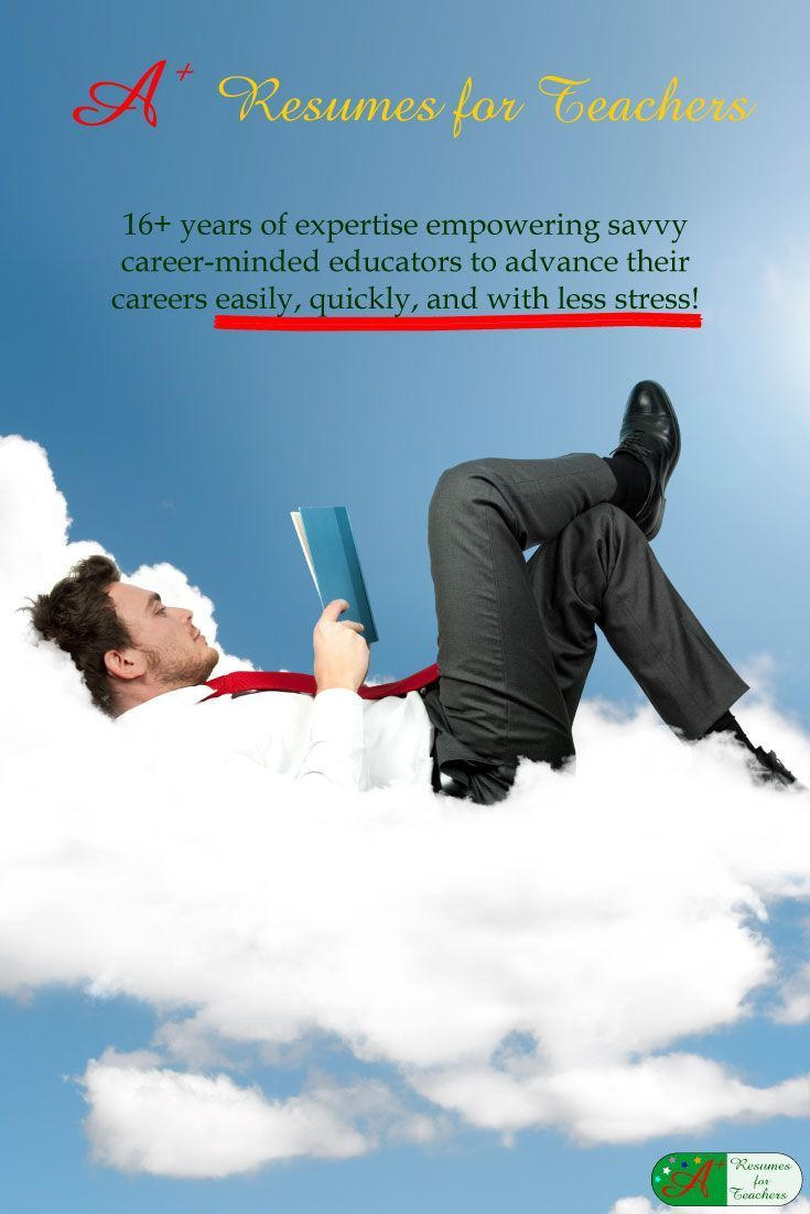 Professional resume writing service for teachers, school administrators, higher educational instructors and all other educators. 16 years online providing excellence in resumes, cover letters, LinkedIn profiles, interview and career coaching.