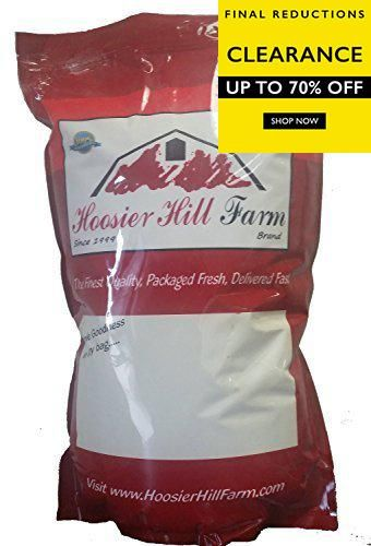 #Hoosier Hill Farm Whey Protein Isolate is made using a micro-filtered process to 90% Protein. This powder is a very rich source of protein, which accounts for 9...