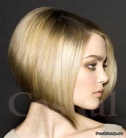 Новогодние стрижки и укладки для коротких волос и волос средней длины / из коротких волос в длинные