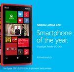Gracioso comercial de Nokia Lumia 920 en donde se pelean fans de iPhone y Android