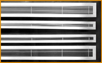 Lbp Linear Bar Linear Bar Grilles Linear Diffusers And