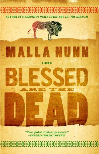 Blessed Are the Dead: An Emmanuel Cooper Mystery by Malla Nunn