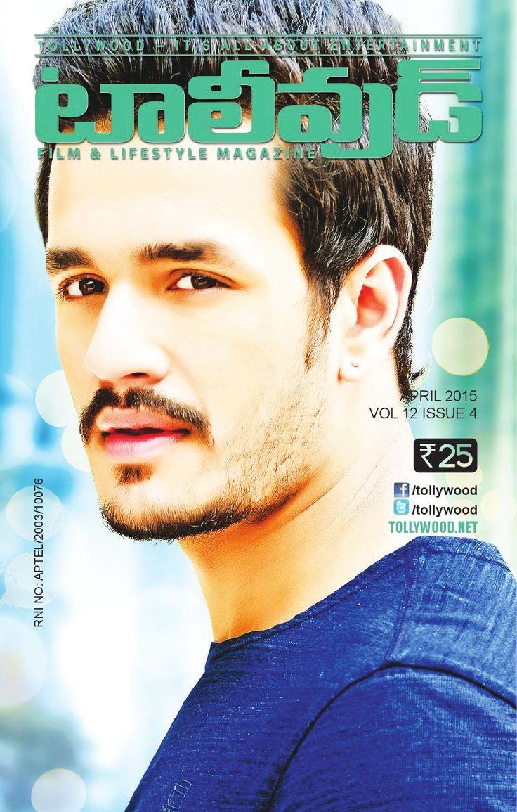 Tollywood Magazine Telugu April - 2015