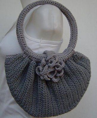 Crochet bolso
