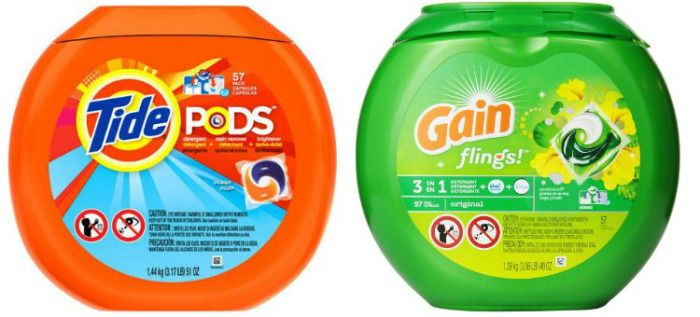 *WOW* $3 off Tide Pods or Gain Flings Coupon Makes for GREAT Deal at Target (starting 5/28)