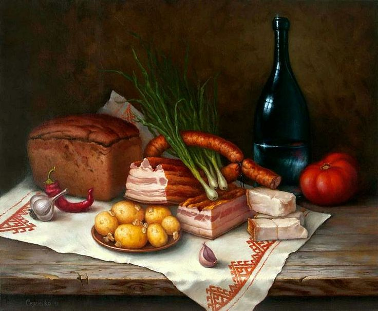 Картинки украинский натюрморт
