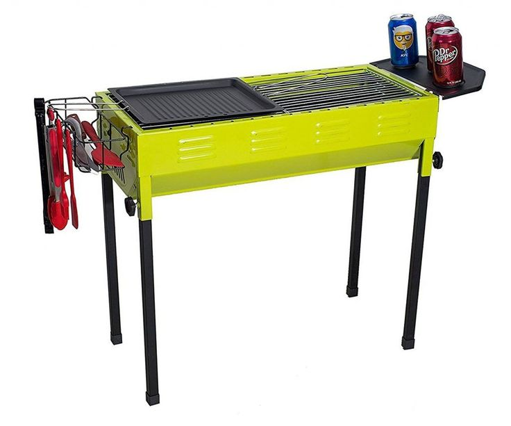 Portable Charcoal Bbq Grill http://grillinglovers.org/