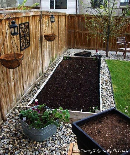 garden landscaping materials near me via building raised