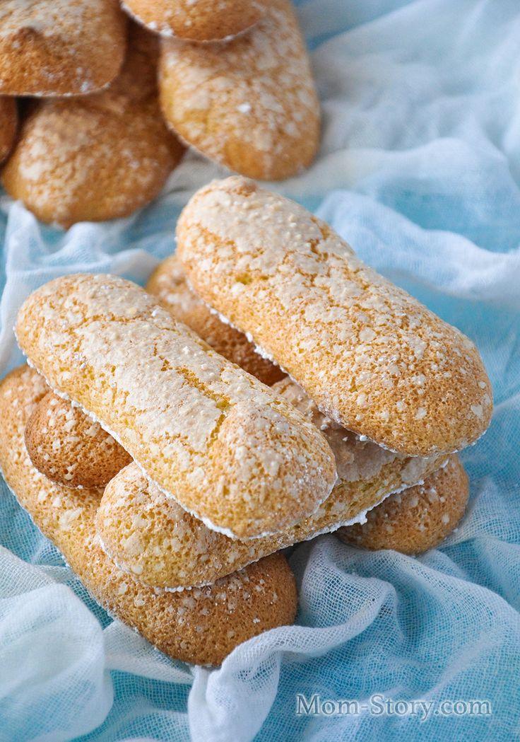 печенье савоярди дамские пальчики