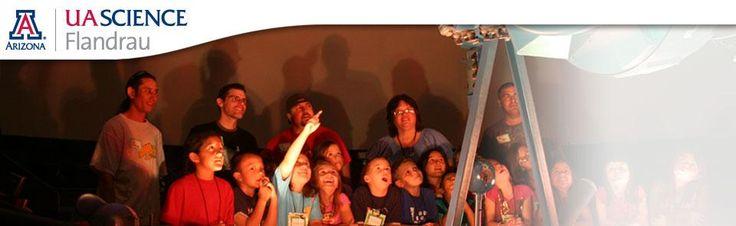 Flandrau Science Center & Planetarium | University of Arizona | Tucson, Arizona (ASTC Passport)