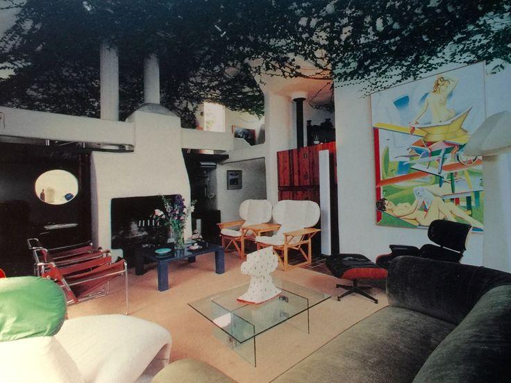 Ian Athfield's house in Wellington Photo by Euan Sarginson