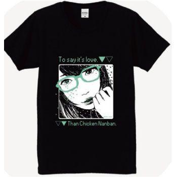 フクザワ【知らん女の自撮りTシャツ】 - GOLD DIGGER ONLINE STORE