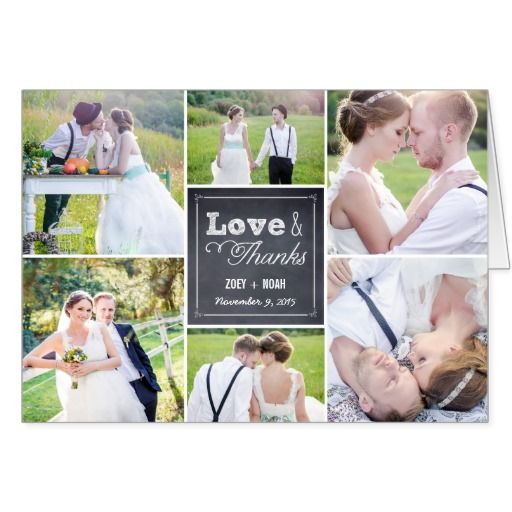 217 best Wedding Thank you Cards images – Simple Wedding Thank You Cards