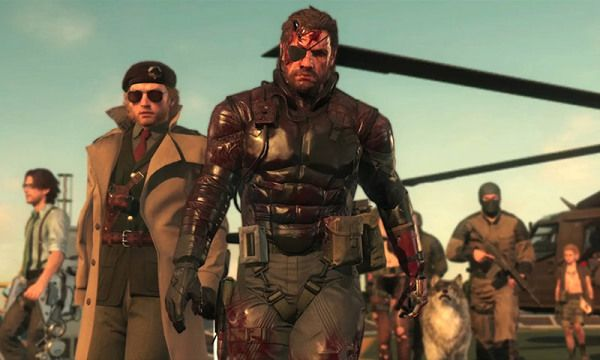 'Metal Gear Solid V: The Phantom Pain' Launch Trailer Looks Back On 17-Year Franchise