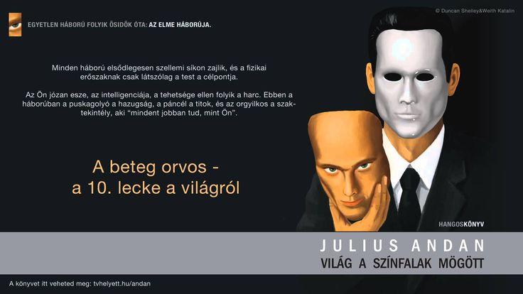 Julius Andan - Világ a színfalak mögött - 12. - A beteg orvos - a 10. le...