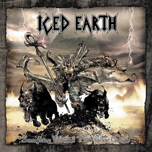 Iced Earth Something Wicked This Way Comes on Limited Edition 180g 2LP 2016 Reissue! After the release of Iced Earth's first four studio albums in 2015, it's now time to bring you some more classics.
