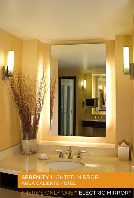Electric Mirror Affinia Shelburne NYC Bjorg Magnea RED Flowers 200837 best International Projects images on Pinterest   Electric  . Red Light In Bathroom Hotel. Home Design Ideas