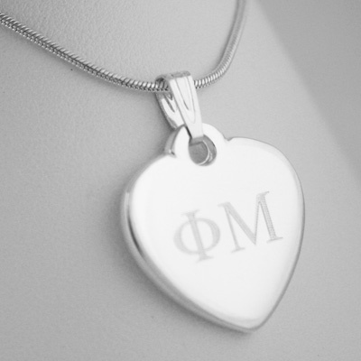 37 best images about sorority greek stuff on pinterest for Sorority necklaces letters