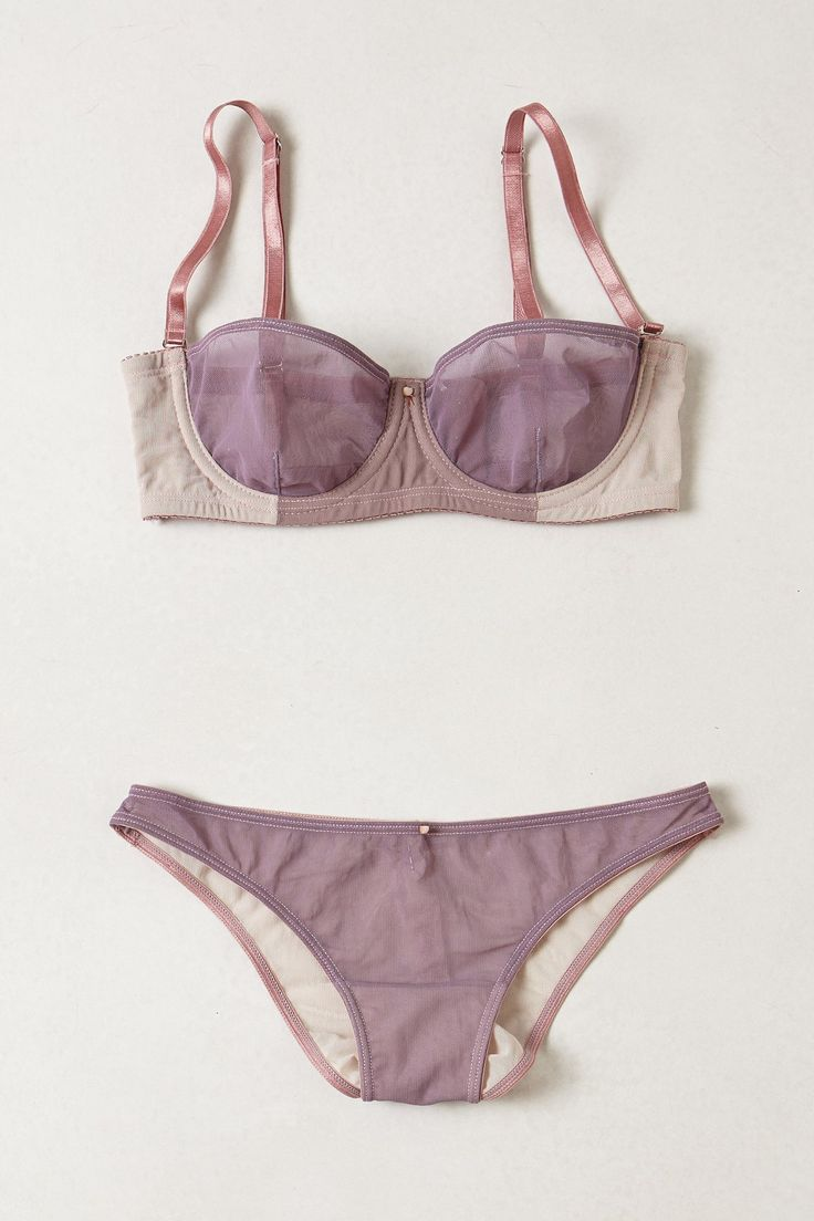 Violet Variation Bra - anthropologie.com