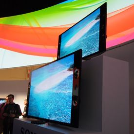 Sony Embraces 4K at CES 2013, Unveils 65-, 55-Inch UHD TVs
