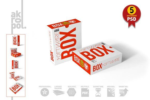 Download Software Box Mock Up Design Mockup Free Free Packaging Mockup Psd Mockup Template