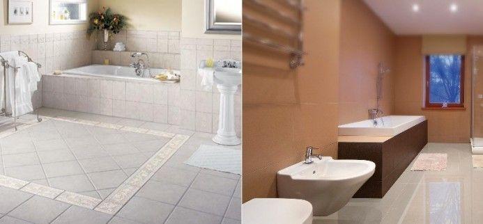 Diferença entre piso cerâmico e porcelanato