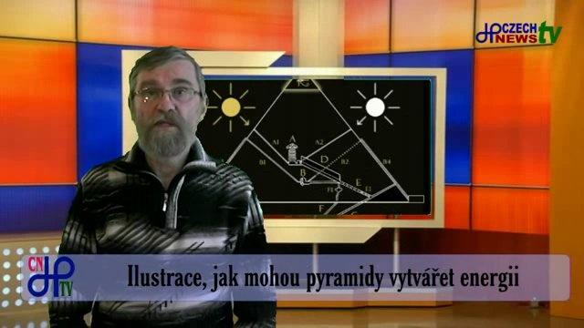Pyramidy se aktivují - Czech News TV - Dokumenty jež už zmizely ;-)