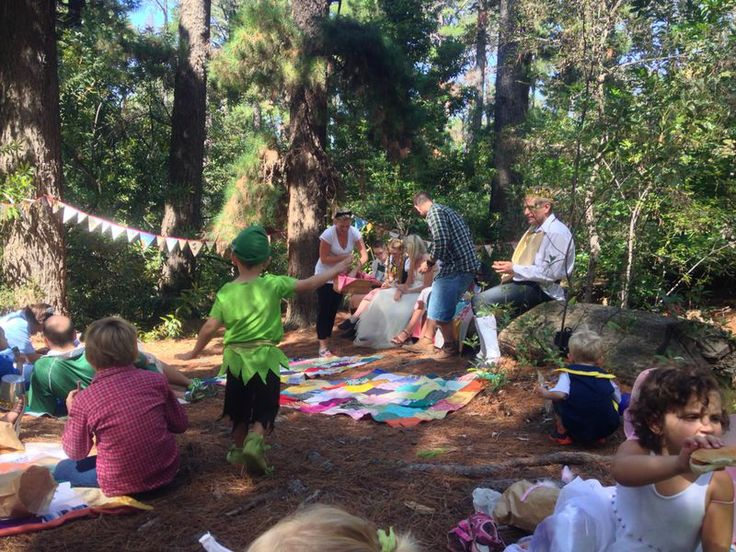 Magical picnic