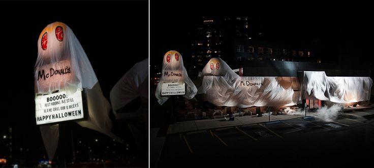 WTF: Burger King VS Mc Donald's