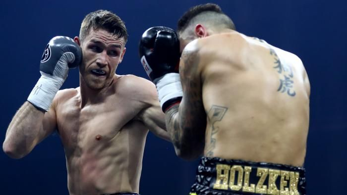 Callum Smith beats Nieky Holzken by unanimous decision to reach tournament final against George Groves | Bible Of Sport