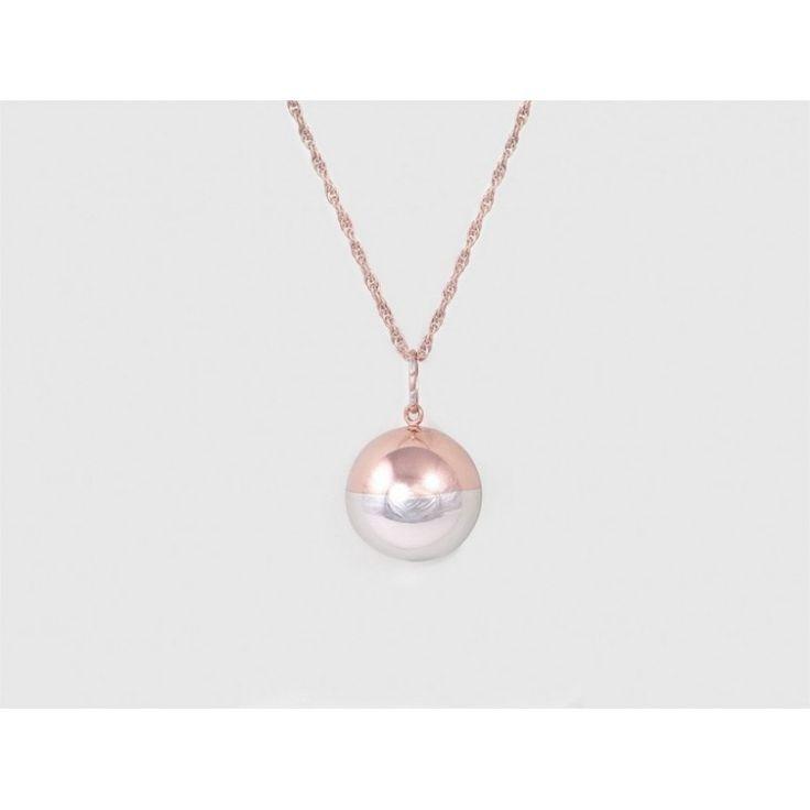Duo - pink gold and silver - ilado - paris - pregnancy bola: Mon Premier Doudou, online baby store