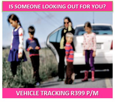 Vehicle tracking from R399 pm
