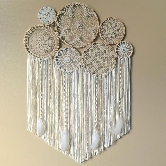 25+ Best Crochet Wall Hangings Ideas On Pinterest