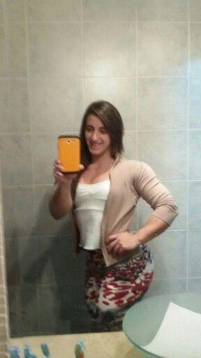 Micaela Viscido In Shape Shapes