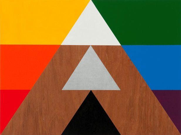 John Nixon — Colour Mountain, Australia