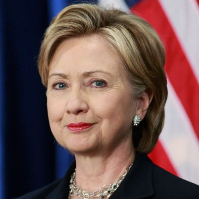 She is smart, tough, loyal, honest, driven, and she is the freaking Secretary of State.  That is badass.
